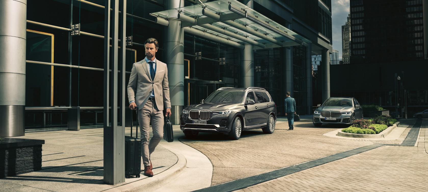 BMW Diplomatic Sales overview